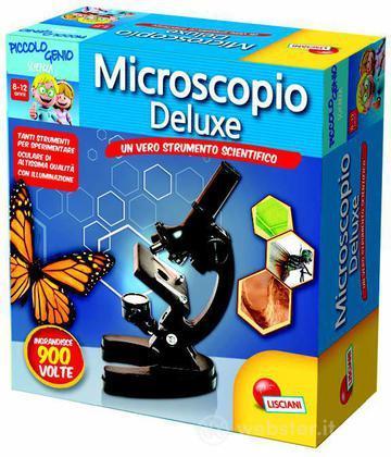 Piccolo Genio Microscopio Deluxe