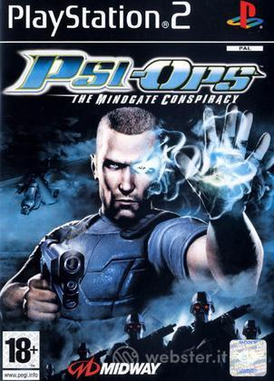 Psi-Ops The Mindgate Conspiracy