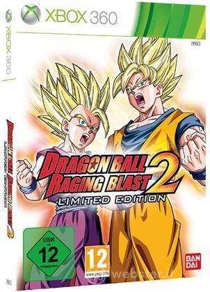 Dragonball Raging Blast 2 Coll Ed.