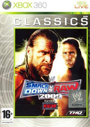 WWE Smackdown VS Raw 2009 CLS