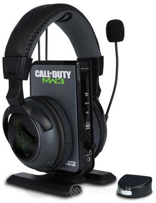 Headset Ear Force Delta (COD Edition)