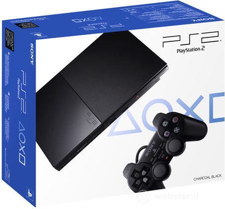 Playstation 2 Black 90004