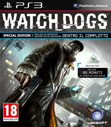 Watch Dogs D1 Edition