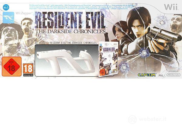 Resident Evil Darkside + Zapper