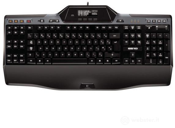 LOGITECH PC Gaming Keyboard G510