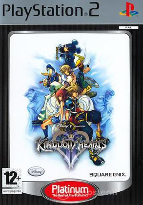 Kingdom Hearts II PLT