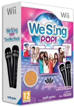 We Sing POP + 2 Microfoni