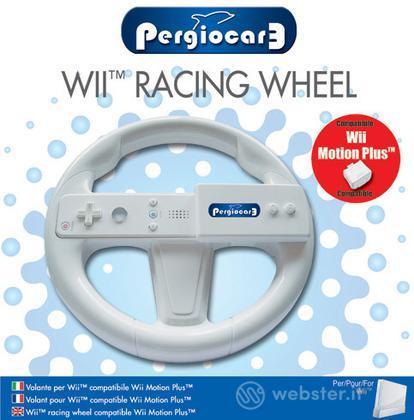 WII Volante Compatibile Motion Plus