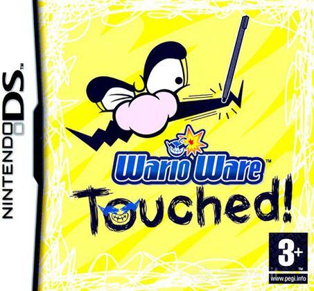 Wario Ware Touched!