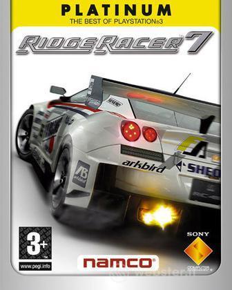 Ridge Racer 7 PLT