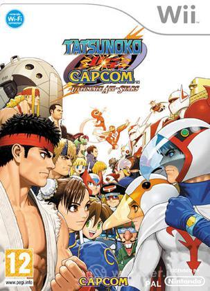 Tatsunoko VS Capcom Ultimate