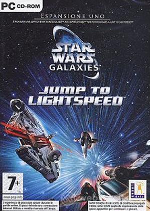 Star Wars Galaxies Jump To Lightspeed