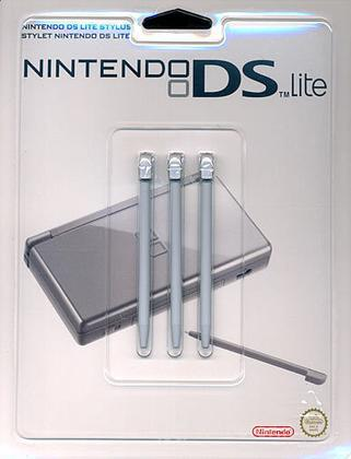 NINTENDO NDSLite Stylus Pen Silver