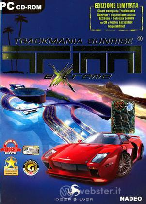 TrackMania Sunrise eXtreme Gold