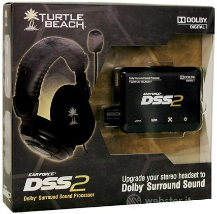 Cuffie Ear Force DSS2 Dolby 5.1/7.1