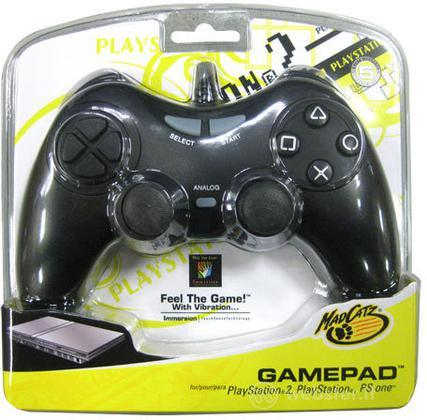 MAD CATZ PS2 Controller Dual Force 2
