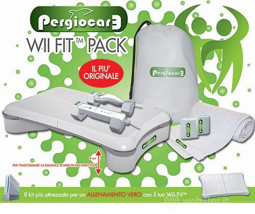 WII Fit Pack New 2