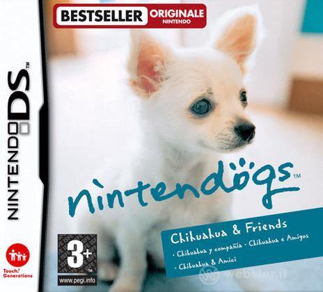 Nintendogs Chihuahua