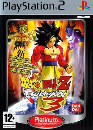 Dragon Ball Z Budokai 3 PLT