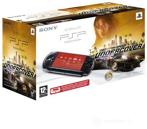 PSP Base Pack 3000 + Need F.S.Undercover