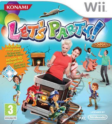 Let's Party + Dance Mat
