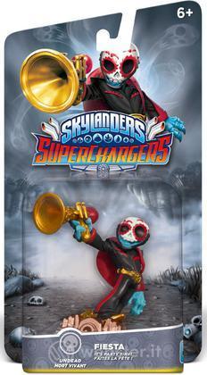Skylanders SuperCharger Fiesta (SC)