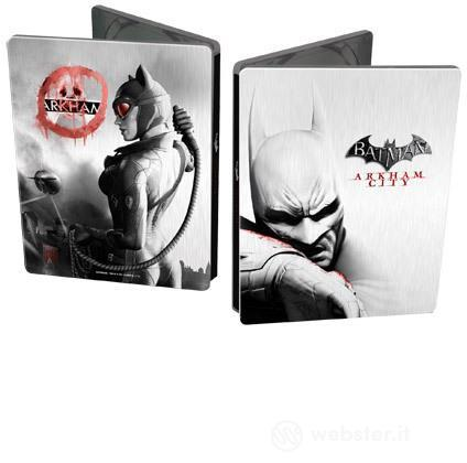 Batman Arkham City Special Edition