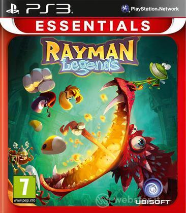 Essentials Rayman Legends