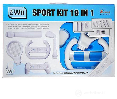 WII Sport Kit 19 in 1 - XT
