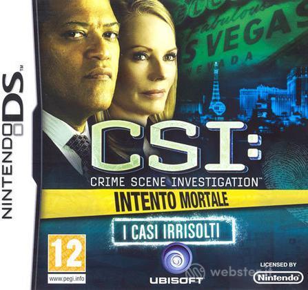 CSI 5 Intento Mortale: I Casi Irrisolti