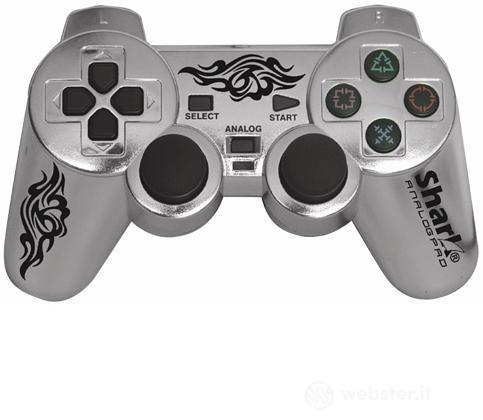 PS2 Joypad Cromato Tribal - XT
