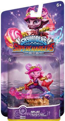 Skylanders SuperCharger Splat (SC)