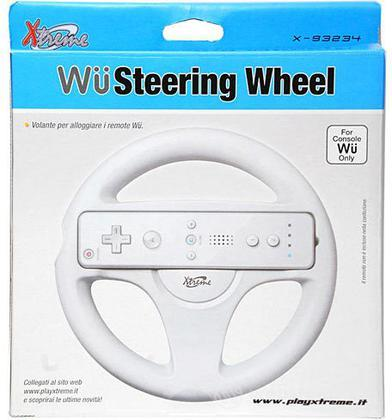 Volante Steering Wheel  Wii