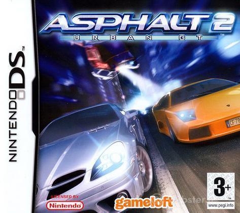 Asphalt 2