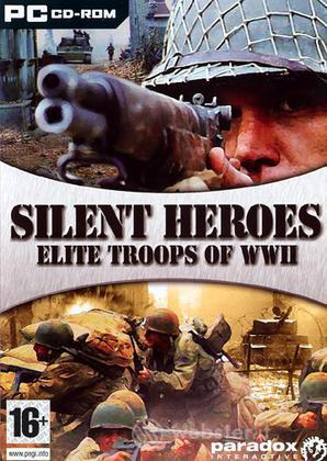 Silent Heroes - Elite Troops of WWII