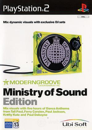 Moderngroove Ministry of Sound Ed.