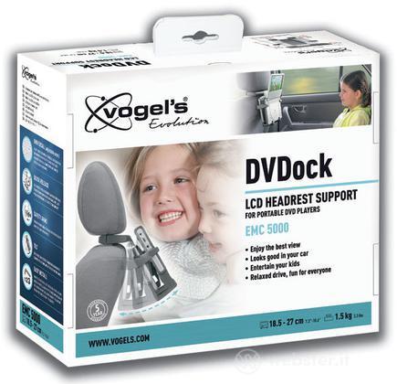 DVDock Supp DVDPlayer e Tablet 7-10