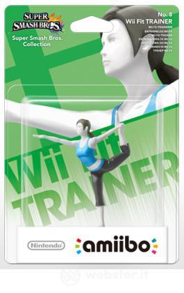 Amiibo WiiFit Trainer