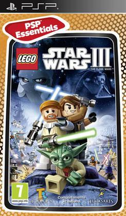 Essentials Lego Star Wars 3 Guerra Cloni