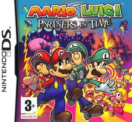 Mario & Luigi: Partners Time