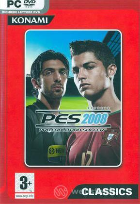 Pro Evolution Soccer Classic 2008