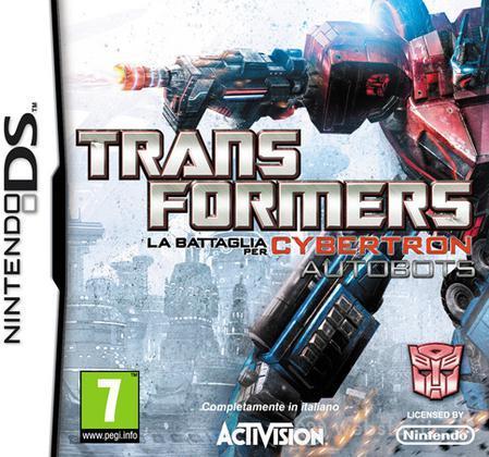 Transformers Cybertron Autobots
