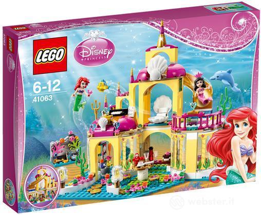 LEGO Princess: Palazzo Sottomarino Ariel