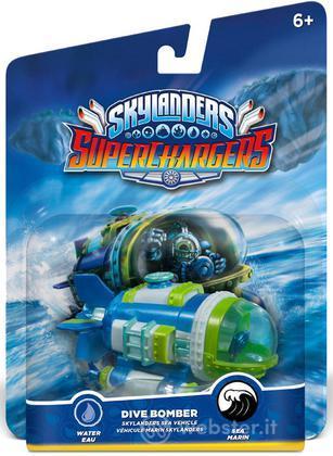 Skylanders Vehicle Dive Bomber (SC)