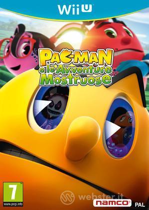 Pac Man e Le Avventure Mostruose HD