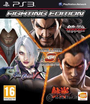 Compil. Tekken 6+Soulcalibur5+Tekken TT2