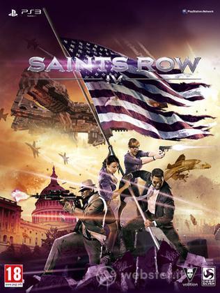 Saints Row IV Collector Edition