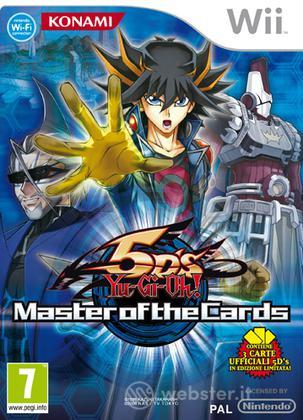 Yu-Gi-Oh! 5 D'S Master of the Cards