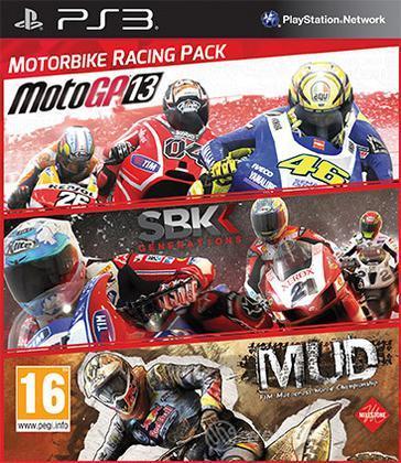 Motorbike Racing Pack