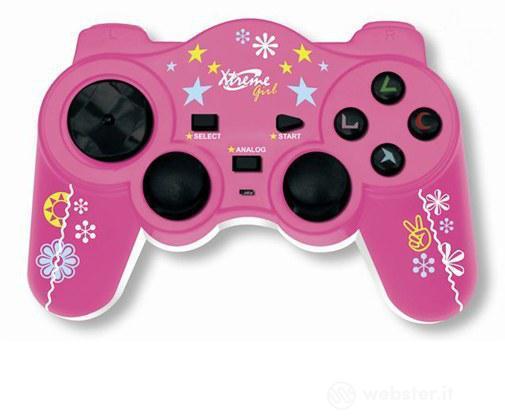 PS2 Joypad Rosa - XT